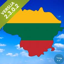 OpenCart lietuvių kalbos vertimas (2.3.0.2)