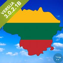 OpenCart lietuvių kalbos vertimas (3.0.2.1)