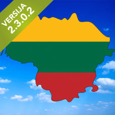 OpenCart lietuvių kalbos vertimas (v2.3.0.2)