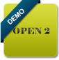 Elektroninės parduotuvės Open 2 demonstracija