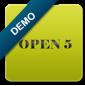 Elektroninės parduotuvės Open 5 demonstracija