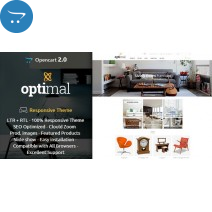 Optimal - Opencart Responsive Theme
