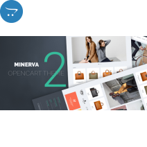 Minerva - Responsive OpenCart 2 Theme