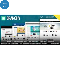 Branchy - Opencart Responsive Theme