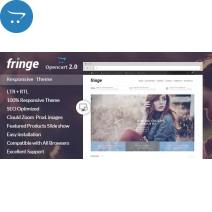 Fringe - Opencart Responsive Theme