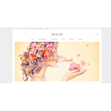 Beaute Opencart Theme