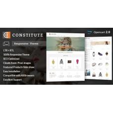 Constitute - Opencart Responsive Theme